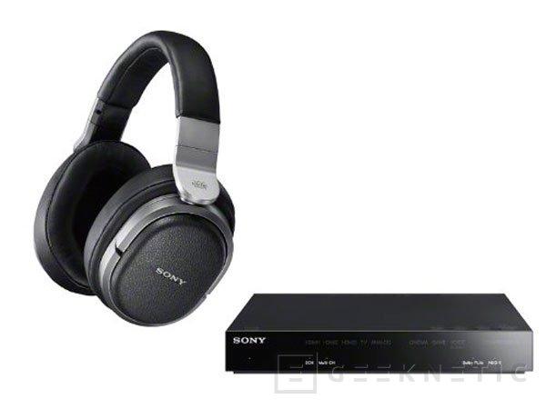 Los auriculares inalámbricos Sony MDR-HW700DS son los primeros en incorporar sonido 9.1, Imagen 3