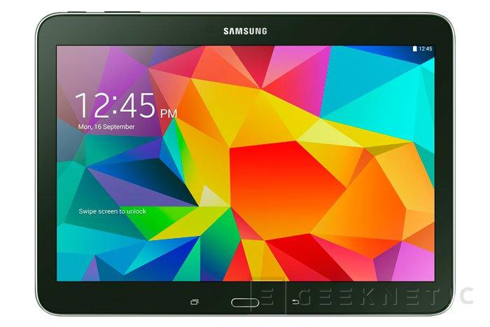 Samsung actualiza ligeramente su gama de entrada con los nuevos tablets Galaxy Tab 4, Imagen 1