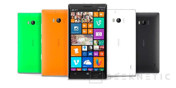 Nokia presenta el Lumia 930 con especificaciones de gama alta, Imagen 1
