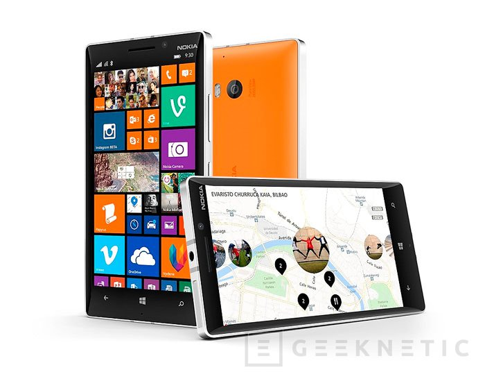 Nokia presenta el Lumia 930 con especificaciones de gama alta, Imagen 2