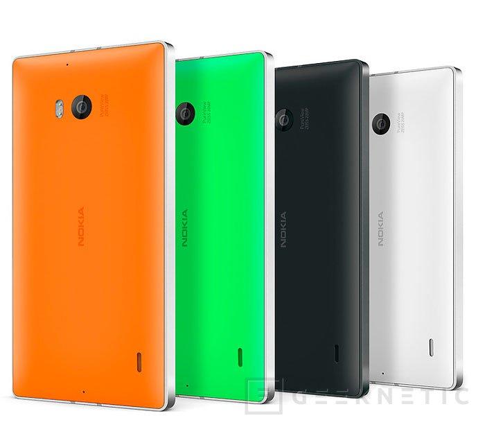Nokia presenta el Lumia 930 con especificaciones de gama alta, Imagen 3