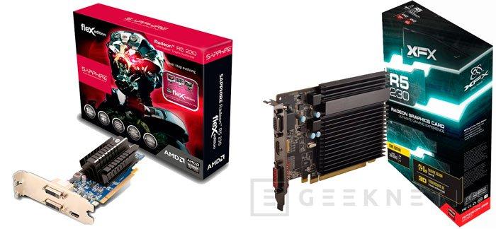 AMD lanza fuera del mercado OEM la Radeon R5 230 de gama baja , Imagen 2