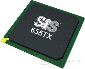 SiS655TX para Pentium 4 Hyper-Threading, Imagen 1