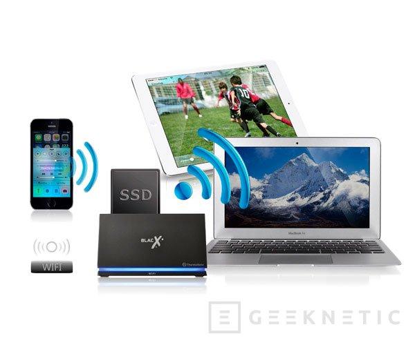 Thermaltake añade conectividad WiFi a su dock para discos duros, Imagen 3