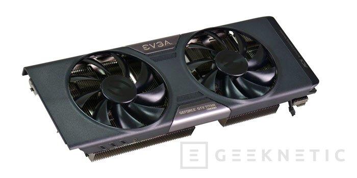 EVGA vende por separado el sistema de disipación ACX para las TITAN Black, Imagen 1