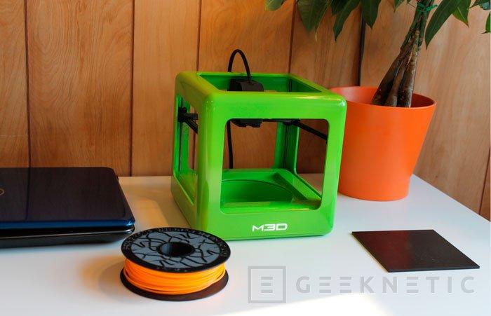 Micro se convierte en la impresora 3D más barata del mercado, Imagen 1