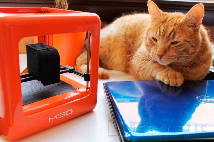 Micro se convierte en la impresora 3D más barata del mercado, Imagen 2
