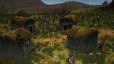 Highland Warriors demo, Imagen 1