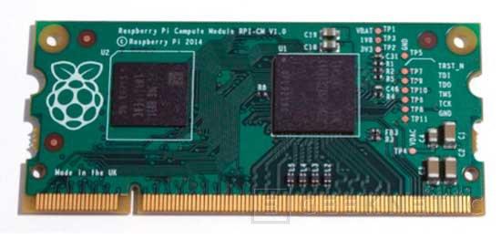 La nueva versión del RaspBerry Pi llega en formato SODIMM, Imagen 1