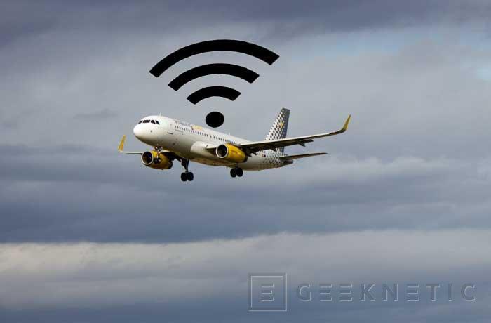 Vueling empezará a ofrecer Internet a bordo de sus aviones este mismo año, Imagen 1