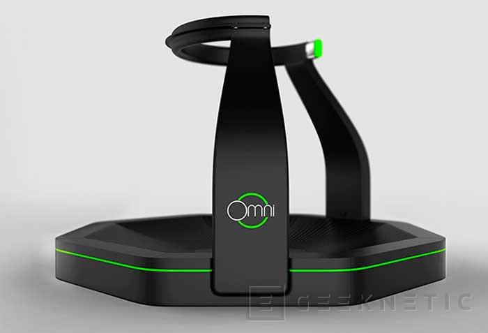 Virtuix Omni VR llegará al mercado para ofrecer una realidad virtual completamente inmersiva, Imagen 2