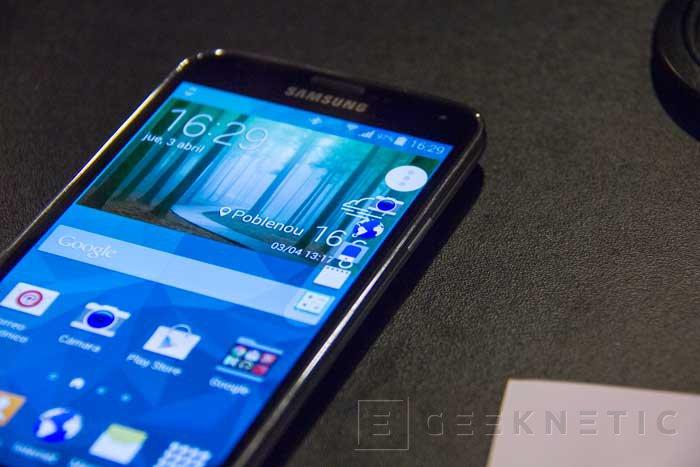 Llega a España el Samsung Galaxy S5 y desvelamos algunas funciones especiales que incorpora, Imagen 2