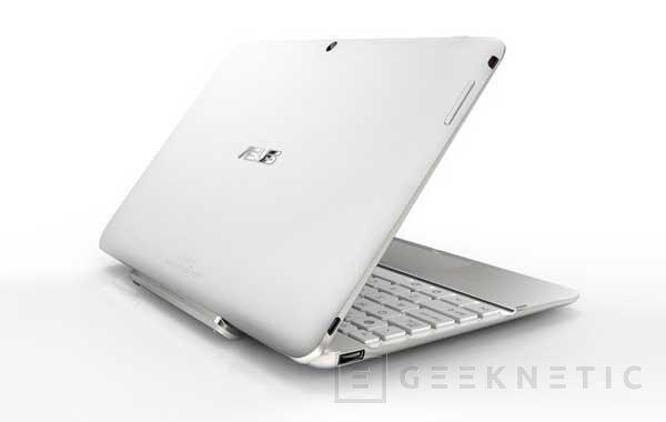 ASUS tiene previsto aumentar su familia de tablets convertibles con un nuevo Transformer, Imagen 1