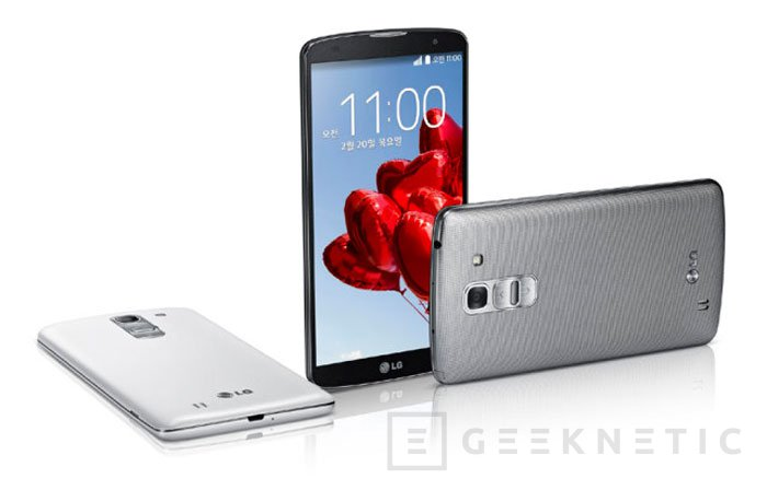 El LG G3 vendrá con una resolución de 2560 x 1440, Imagen 1