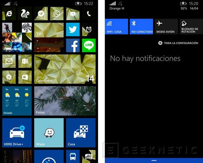Windows Phone 8.1 ya está disponible en forma de preview para desarrolladores, Imagen 1