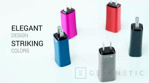 Presentan en kickstarter el cargador de portátil más pequeño del mundo, Imagen 2