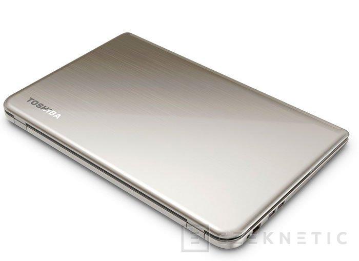 Toshiba añade pantalla 4K a su nuevo portátil Satellite P55t, Imagen 2