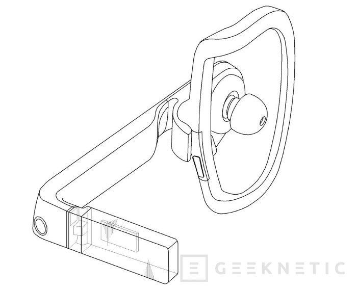 Samsung patenta unos curiosos auriculares con visor integrado, Imagen 1