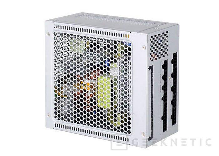 SilverStone apuesta por la refrigeración pasiva en su nueva fuente NightJar 520W, Imagen 1