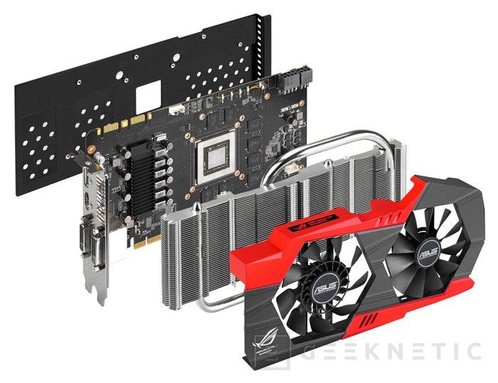 ASUS estrena una nueva familia de tarjetas gráficas con la Striker GTX 760 Platinum, Imagen 2