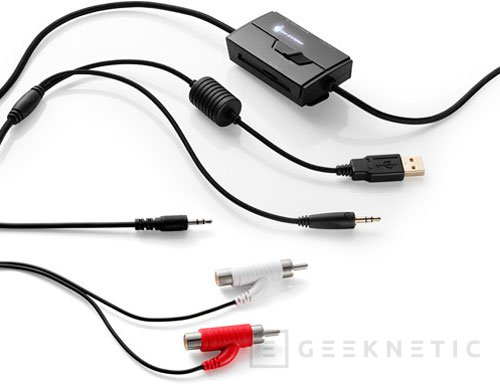 Cooler Master integra dos subwoofer en sus auriculares gaming CM Storm Sirus-C , Imagen 2