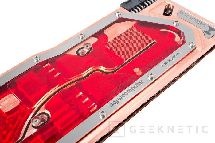Llega el primer bloque de refrigeración líquida para la Radeon R9 295X, Imagen 2