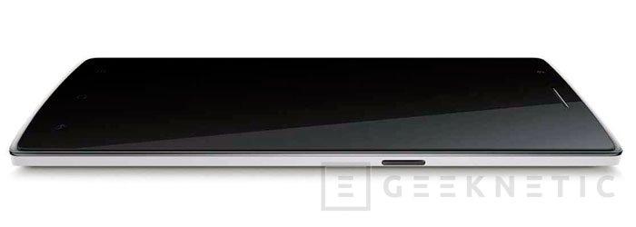 Llega oficialmente el OnePlus One, un terminal de gama alta por 269 Euros, Imagen 2