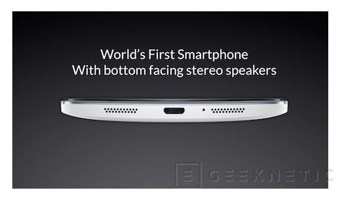 Llega oficialmente el OnePlus One, un terminal de gama alta por 269 Euros, Imagen 3