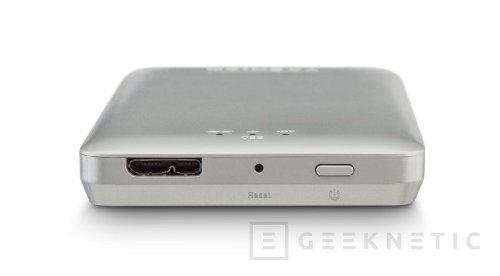 El Canvio AeroMobile es el nuevo SSD portátil con conectividad WiFi integrada de Toshiba, Imagen 1