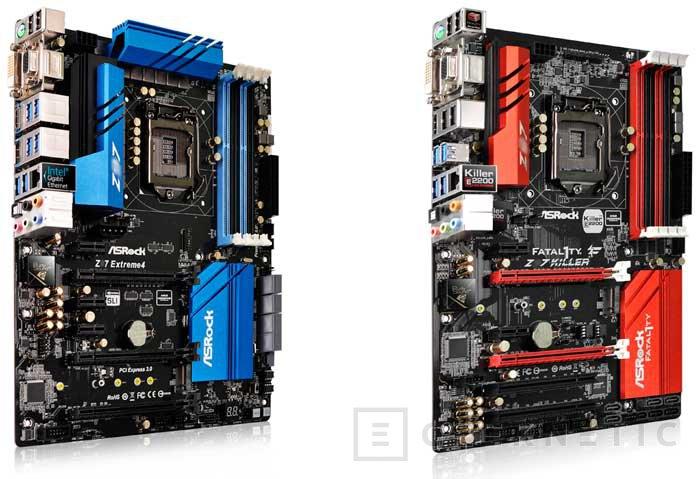 ASRock incluirá la tecnología Ultra M.2 en sus placas base Z97, Imagen 1