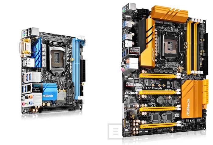ASRock incluirá la tecnología Ultra M.2 en sus placas base Z97, Imagen 2