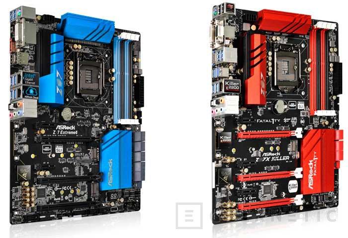 ASRock incluirá la tecnología Ultra M.2 en sus placas base Z97, Imagen 3