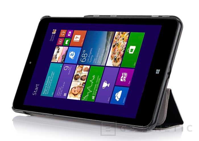 Se filtran las primeras imágenes del tablet Surface Mini de Microsoft, Imagen 1