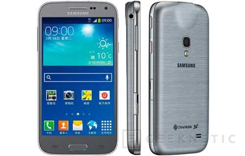Llega el segundo smartphone con proyector de Samsung: Galaxy Beam 2, Imagen 1