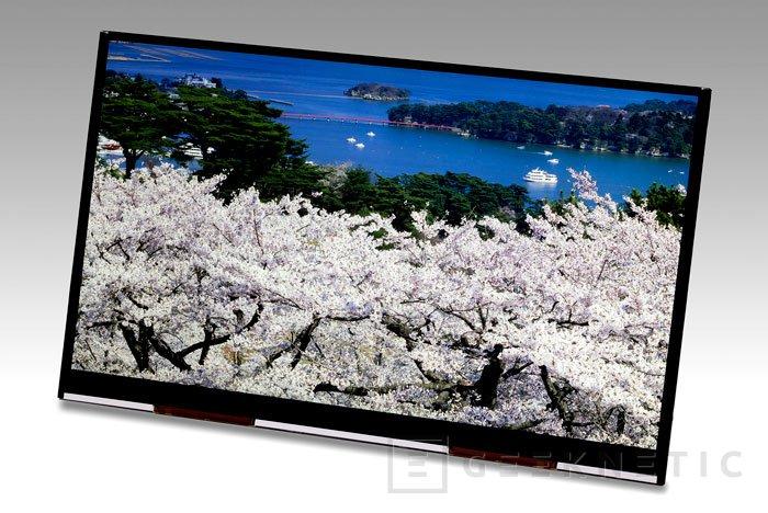 JDI ya dispone de pantallas 4K de 10,1 pulgadas para tablets, Imagen 1