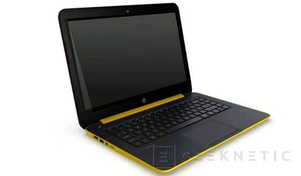 HP apuesta por Android y Nvidia en su nuevo portátil Slatebook 14, Imagen 2