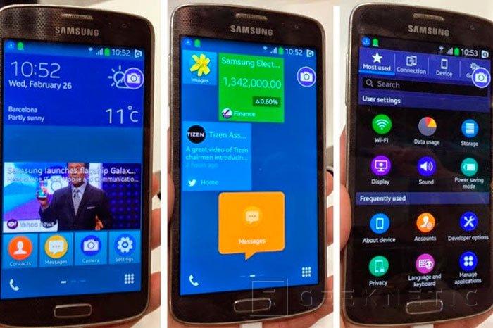 El primer smartphone con Tizen llegará a Rusia de la mano de Samsung el mes que viene, Imagen 2