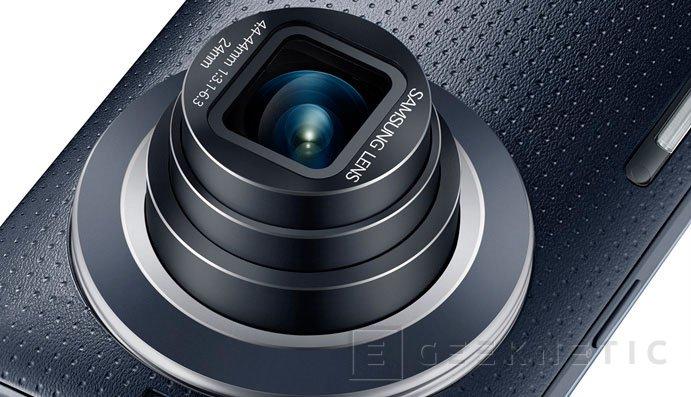 Samsung vuelve a intentar la convergencia de móvil y cámara con el nuevo Galaxy K Zoom, Imagen 2