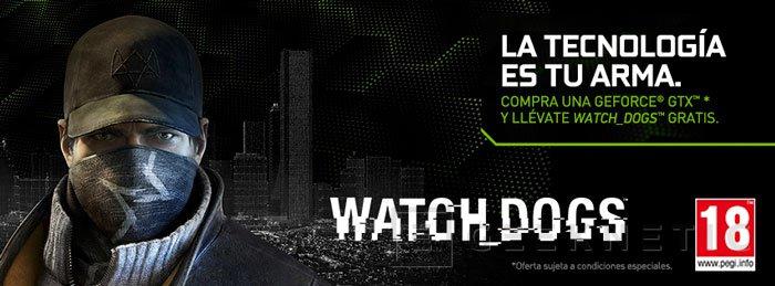 Nvidia regalará el esperado Watch Dogs por la compra de sus tarjetas gráficas, Imagen 1