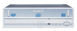 Graba DVDs con Sony a 8X, Imagen 1
