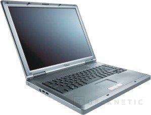 AMILO A x620 Notebook de Fujitsu Siemens, Imagen 2