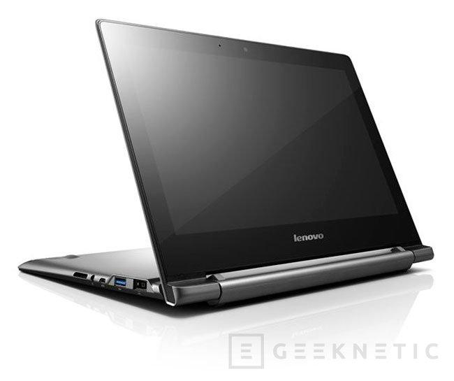 Lenovo también prueba suerte con los Chromebooks, Imagen 2