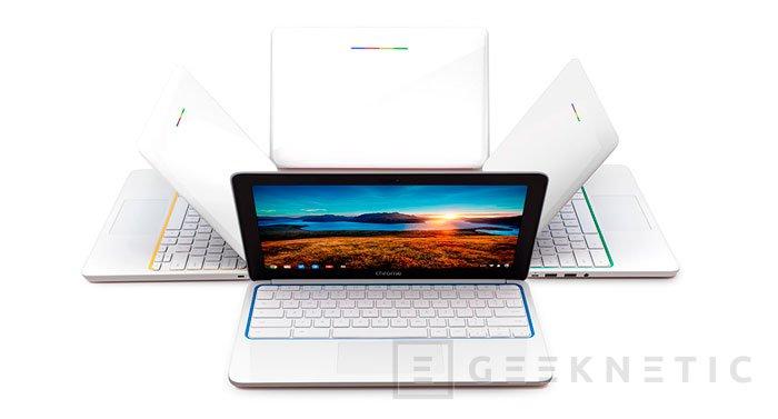 Los próximos Chromebooks llevarán procesadores Intel Bay Trail y Core i3, Imagen 1