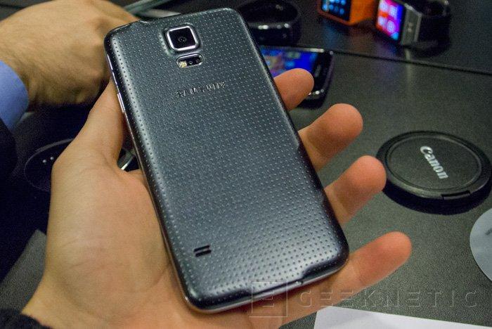 Samsung sustituye a su jefe de diseño tras las críticas recibidas por el Galaxy S5, Imagen 2