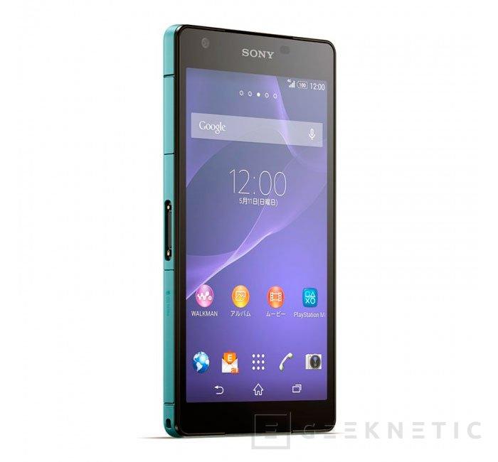 Llega la versión económica del Sony Xperia Z2, Imagen 1