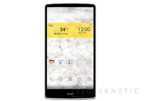 Con el G3 a punto de aparecer, LG presenta una pantalla de 1440p con 5,5 pulgadas, Imagen 2