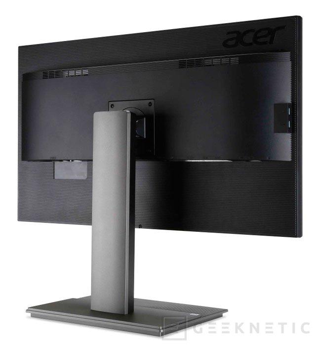 El nuevo monitor de Acer alcanza los 1440p con un tamaño de 32