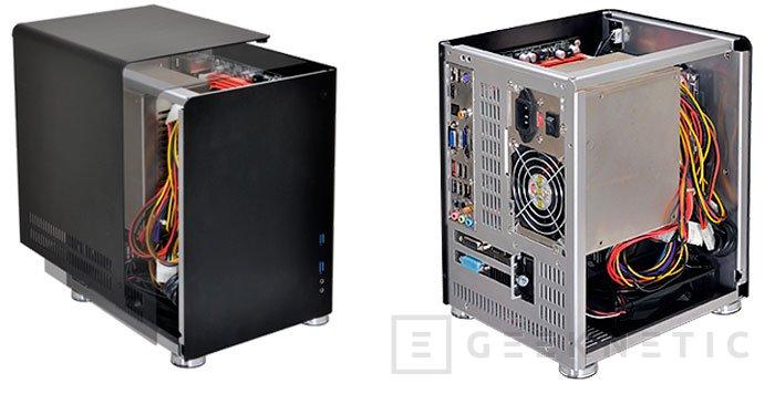 Llega la torre Lian Li PC-Q01 para sistemas compactos mini-ITX, Imagen 1