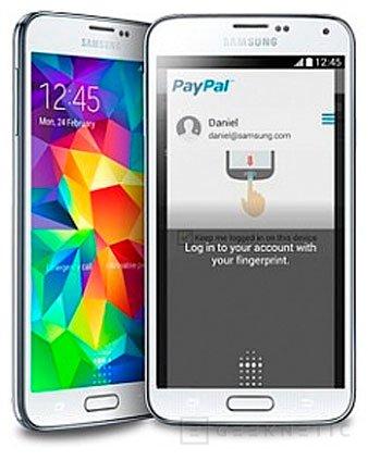 Aparece listado un Samsung Galaxy S5 con pantalla WQHD y procesador Snapdragon 805, Imagen 2