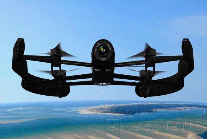Parrot presenta un nuevo drone con soporte para Oculus Rift y cámara de 14 MP, Imagen 1